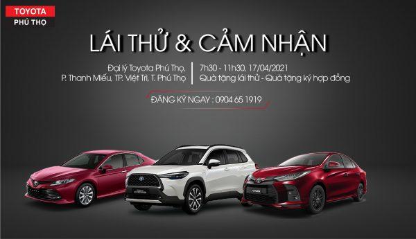 Lai Thu Xe Toyota Tai Tp Viet Tri T Phu Tho 945 1