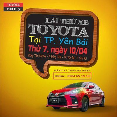 Lai Thu Xe Toyota Tai Tp Yen Bai Ngay 10 4 2021 920 1