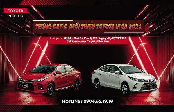 Su Kien Trung Bay Gioi Thieu Toyota Vios 2021 843 1